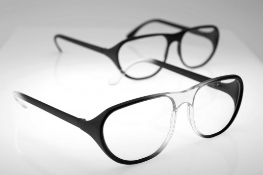 maquette modello occhiali prototipo salone del mobile