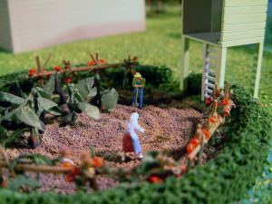 plastico modello architettura orti urbani biennale