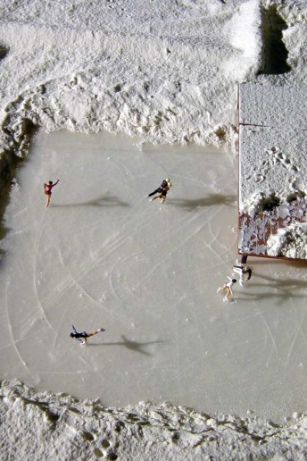 plastico modello architettura scala urbanistica centro sportivo