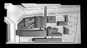 modello architettura plastico paesaggio scala urbanistica