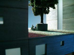 dettaglio plastico architettura