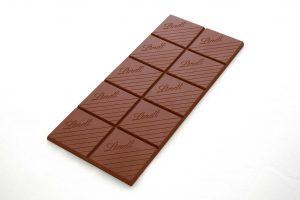 replica tavoletta cioccolato per spot pubblicitario